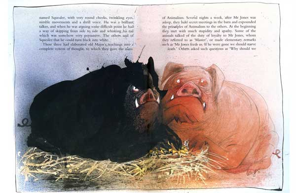 persuasion in animal farm essay 100% free papers on animal farm essay sample topics, paragraph introduction help, research & more class 1-12, high school & college -.